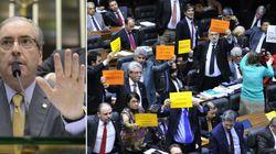 Cunha manobra, Câmara aprova financiamento empresarial e o fim da