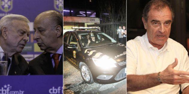 Polícia Federal e Ministério Público Federal fazem buscas no Rio e investigam papel de brasileiros na...