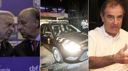 Polícia e MPF fazem buscas para investigar papel de cartolas do Brasil em corrupção da