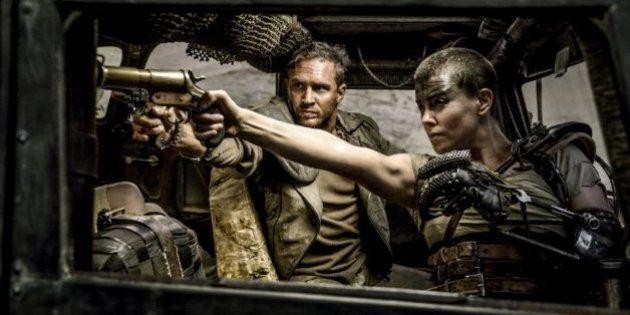 Mad Max: pelos olhos de