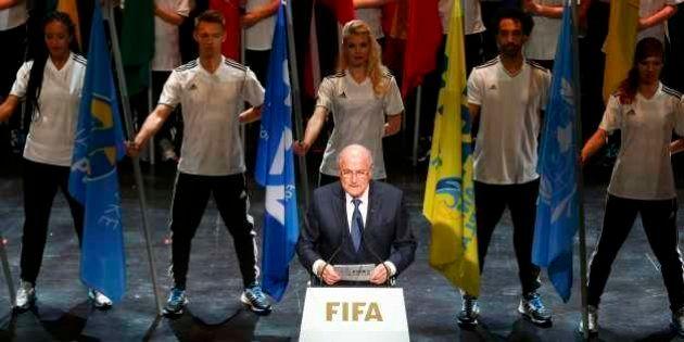 'Estamos no futebol porque gostamos', diz Blatter em abertura de congresso da