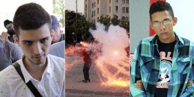 Acusados por morte de cinegrafista da Band durante protesto no Rio em 2014 são soltos pela