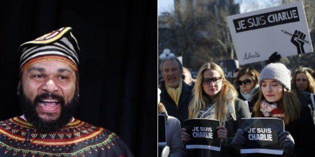 Comediante francês é condenado por piada sobre atentado contra revista Charlie