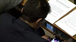 ASSISTA: Deputados assistiram pornografia em votação da reforma