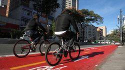 Ministério Público tenta paralisar obras de ciclovias em São