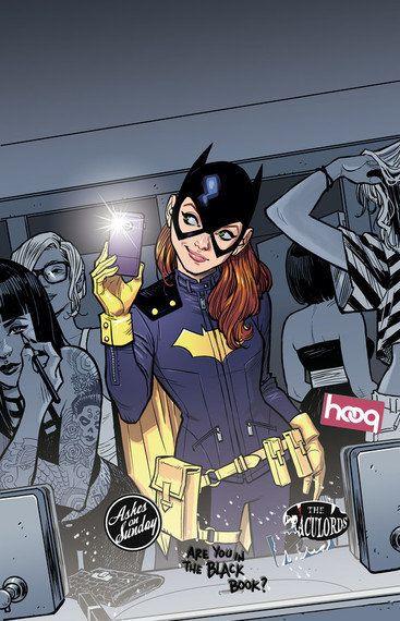A polêmica capa de Batgirl #41 e o que aprendemos com