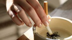 Número de fumantes cai 30,7% em nove anos no