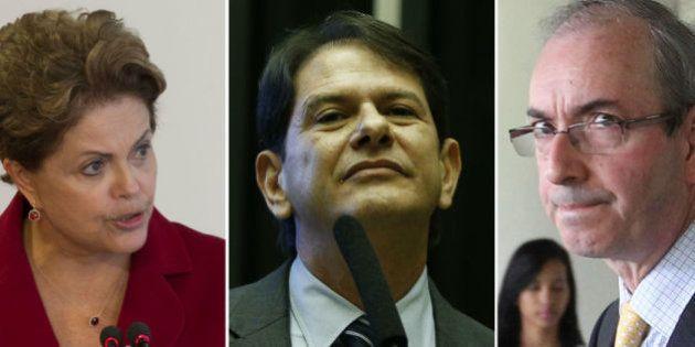 Dilma Rousseff aceita demissão de Cid Gomes, mas Eduardo Cunha é quem faz o