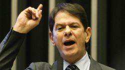 Cid Gomes diz que pediu demissão para não constranger base