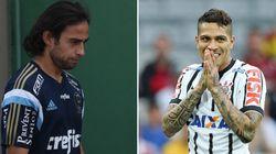 Derby Paulista: Palmeiras e Corinthians se enfrentam em má
