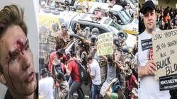 'Batalha do Centro Cívico', 1 mês depois: Feridas da repressão seguem