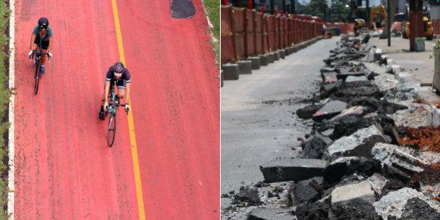 Retirar ciclovias é 'retrocesso que não se viu em nenhum lugar', diz especialista após ação do