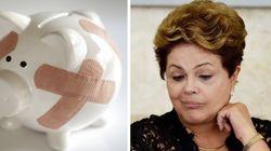 Economia brasileira perde fôlego e recua 0,2% no 1º trimestre de