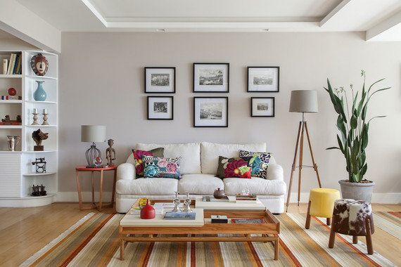 5 maneiras de decorar com