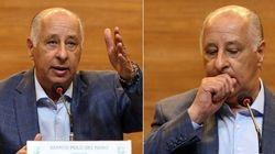 Del Nero não vai renunciar à presidência da CBF: 'Não recebi
