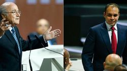 Príncipe jordaniano desiste e Blatter é reeleito presidente da Fifa pelo 5º