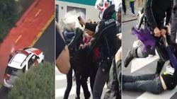 ASSISTA: Agressões contra manifestantes desarmados marcam ação da PM de