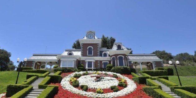 Rancho Neverland de Michael Jackson é posto à venda por US$ 100