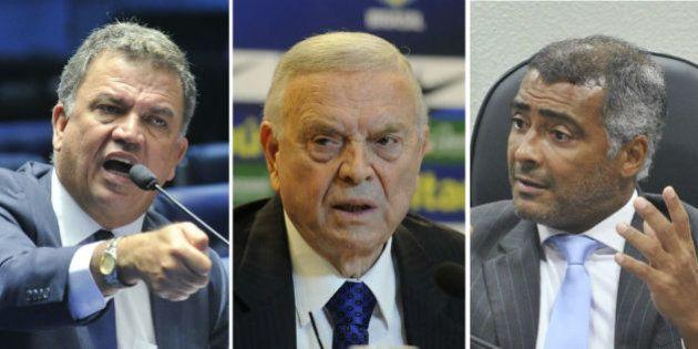 Senadores correm para indicar titulares da CPI do Futebol e mudar a redação da medida provisória do futebol...
