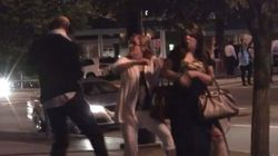 PEGADINHA: 'Idoso' assusta pessoas na rua dançando como Michael
