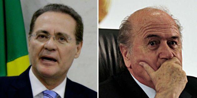 'Renúncia do Blatter reforça necessidade de investigação', diz
