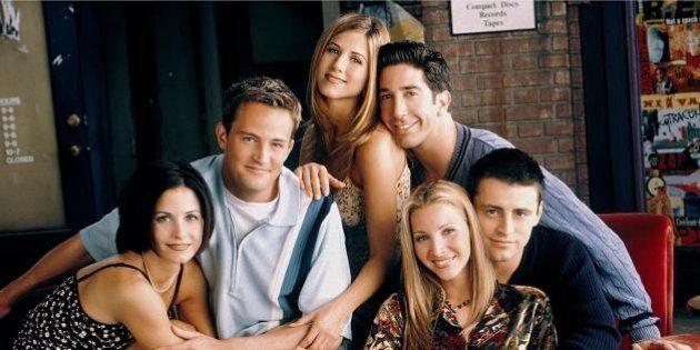 Netflix libera TODAS as temporadas da série Friends de uma vez