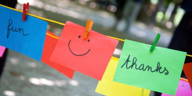 Quem expressa gratidão tem um coração mais saudável, diz