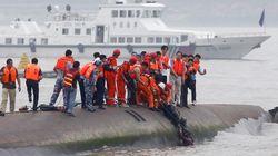 Restam poucas esperanças de encontrar sobreviventes de naufrágio na