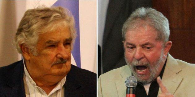 Senado quer Mujica em Brasília para esclarecer supostas declarações de Lula sobre