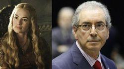 Qual a semelhança entre Eduardo Cunha e Cersei