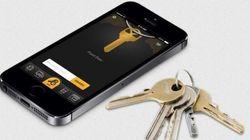 Aplicativo para iPhone copia a chave de qualquer