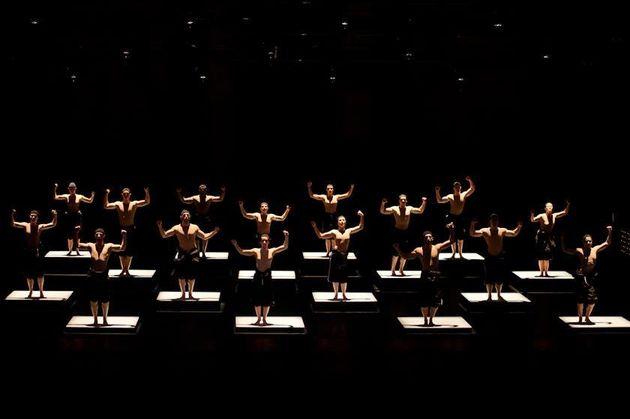 Gringoview: Duas estreias de dança