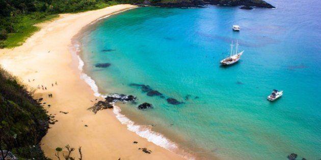 Site de viagens lista as melhores praias do Brasil e do