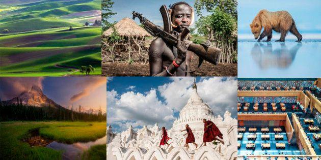 Finalistas do concurso fotográfico Smithsonian Magazine são incríveis