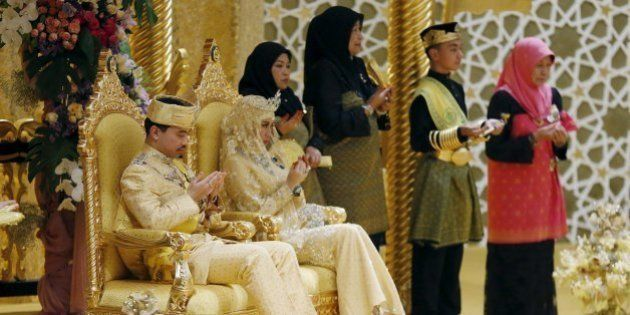 Príncipe de Brunei se casa em cerimônia de dez dias: casamento real é um dos mais luxuosos do
