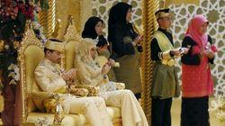 Ostentação: Veja fotos do casamento real mais luxuoso do