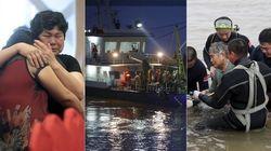 Número de mortos em naufrágio na China salta para