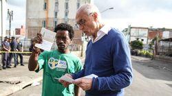 Prefeitura de São Paulo contrata moradores de rua como