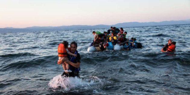 Chegada de migrantes à Grécia aumenta 750% no primeiro semestre de