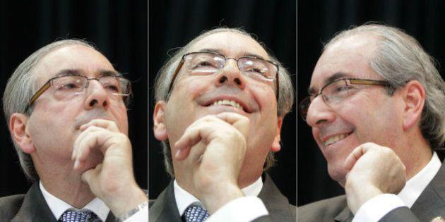 Emparedado, Eduardo Cunha ensaia mudança de atitude no comando da