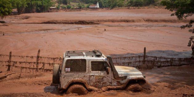 Desastre em Mariana: 'Foi o 7 a 1 da mineração. Minas levou uma surra, como o Brasil no