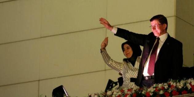Partido curdo frustra ambições de presidente turco em eleições