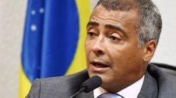 Romário tem más notícias para o presidente da CBF: a CPI do Futebol