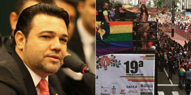 Após ter site invadido, Marco Feliciano ataca 'governo comunista' e critica 'profanação' durante a Parada...