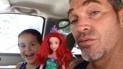 ASSISTA: Filho pede boneca de presente e pai tem reação