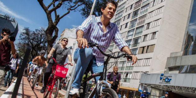 Conexão entre ciclovias é inaugurada hoje em São
