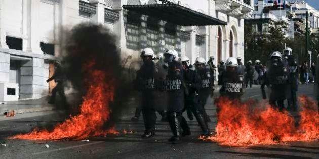 Grécia vive primeira greve geral sob governo de Alexis