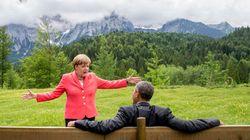 Líderes do G7 concordam em reduzir emissões de carbono, mas fogem de