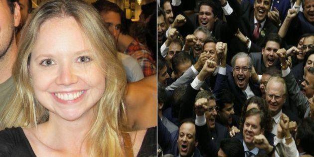 Filha de Eduardo Cunha detém contas de pelo menos três aliados do pai desde que ele assumiu a Câmara...