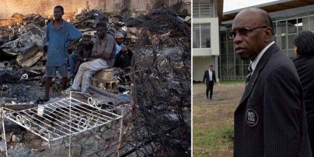 Jack Warner, ex-vice da Fifa, é suspeito de desviar dinheiro doado às vítimas de terremoto no